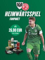 Fanpaket Heimwärtsspiel (inkl. Livestream)