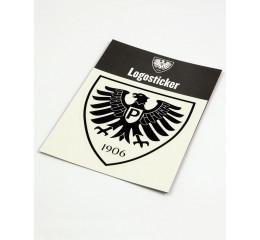 "Adler-Aufkleber ""schwarz"" A7"