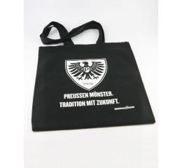 Baumwolltragetasche schwarz