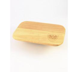 Frühstücksbrettchen Holz