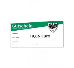 Gutschein 19,06€