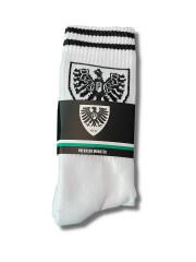 Sportsocken Wappen