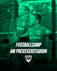 Preußen Camp Herbstferien Preußenstadion (11.-14.10.2021)